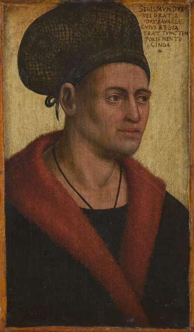 Herzog Sigismund von Bayern-München