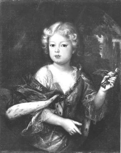 Unbekannte bayerische Prinzessin