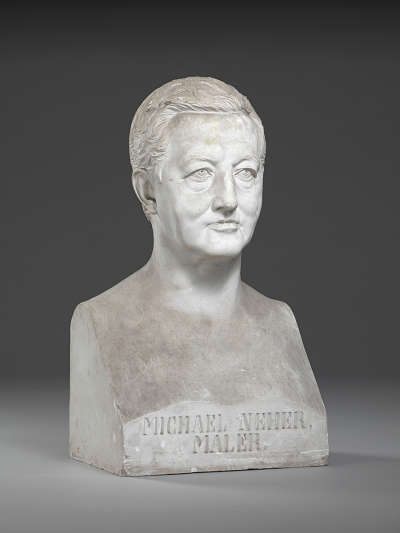 Der Architektur- und Genremaler Michael Neher (1798 - 1876)
