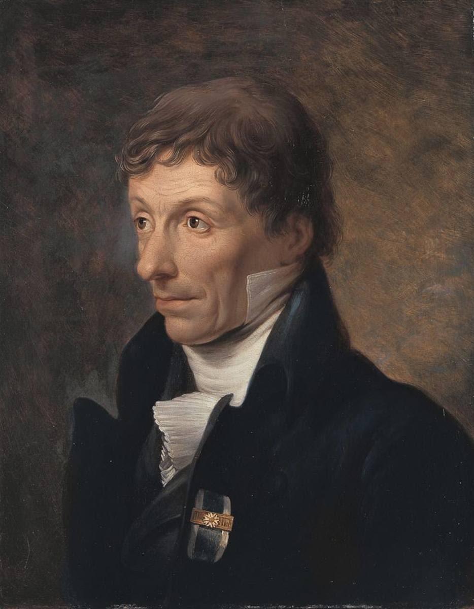 Johann Christian von Mannlich