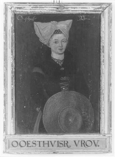 Kostümbild Ooesthuijser Vrou