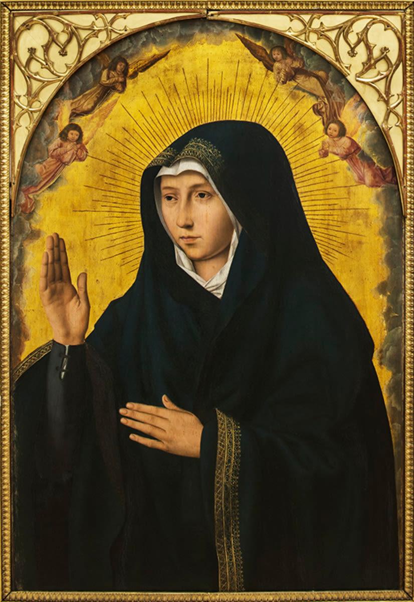 Maria als schmerzhafte Mutter