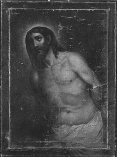 Christus vor der Geißelung