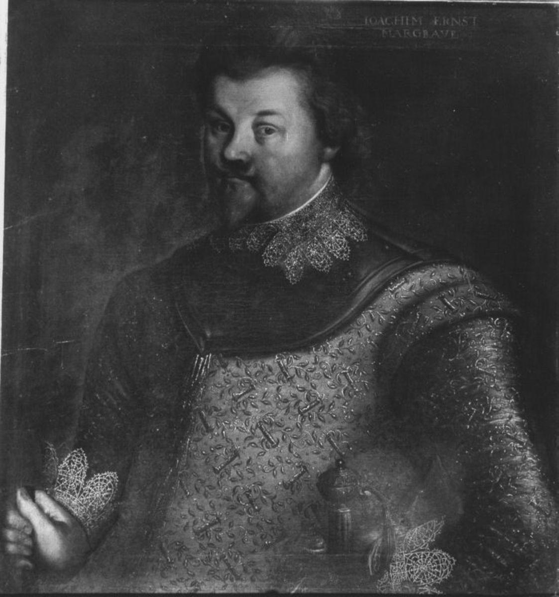 Markgraf Joachim Ernst von Brandenburg-Ansbach
