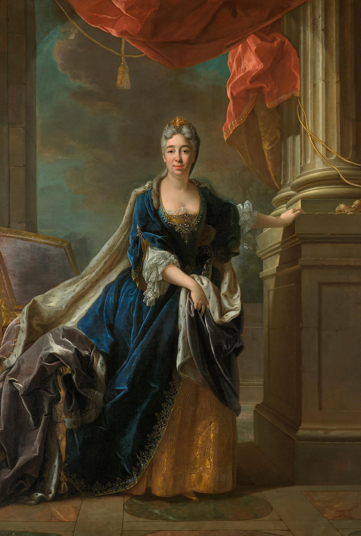 Maria Anna Carolina von Bayern (1693-1751)