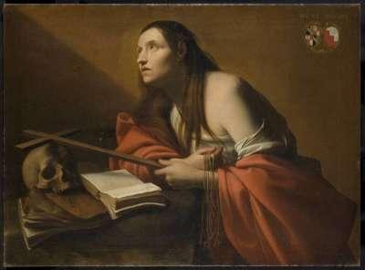 Die büßende Magdalena