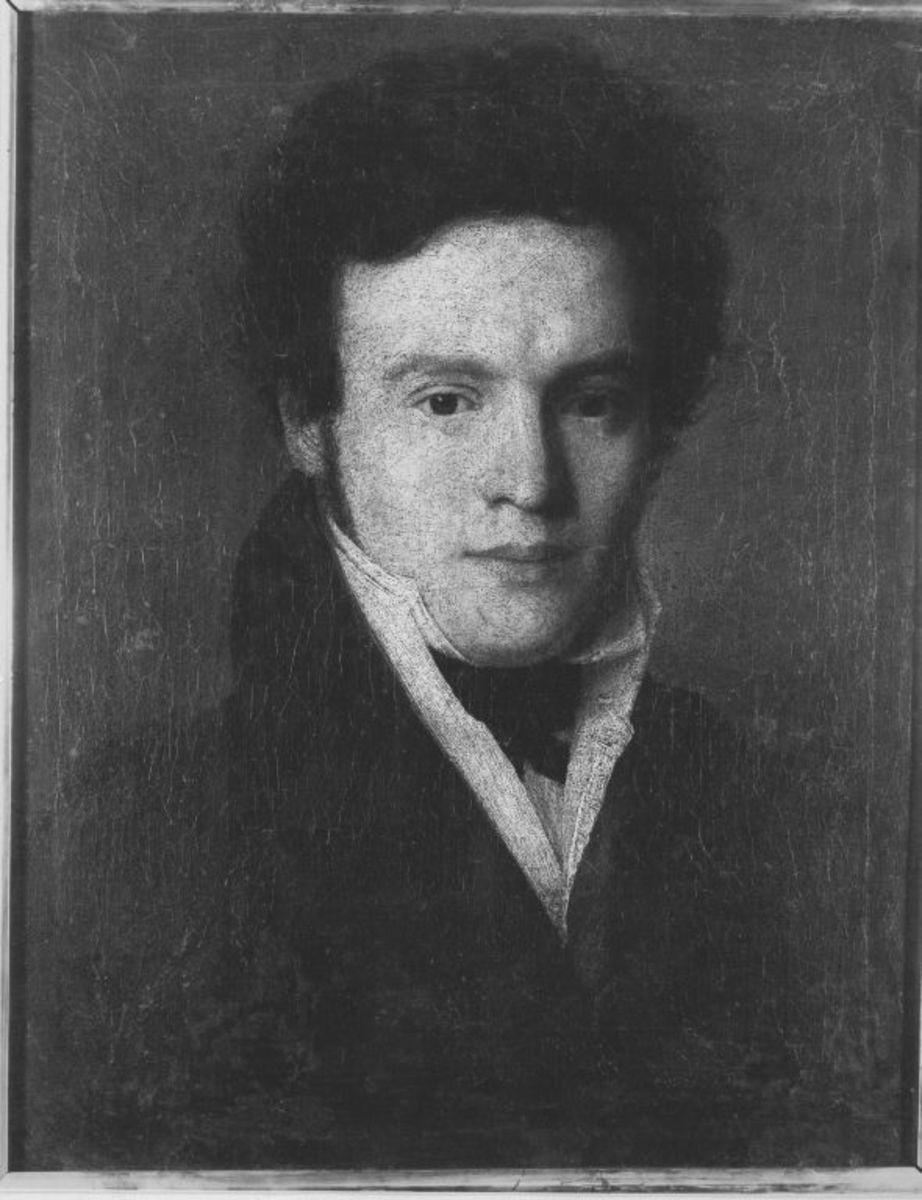 Bildnis eines jungen Mannes (Herr Zeiss)