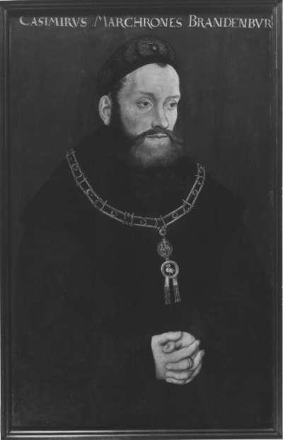 Markgraf Casimir von Brandenburg-Kulmbach