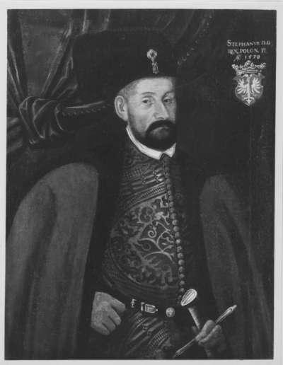 König Stephan Bathory von Polen