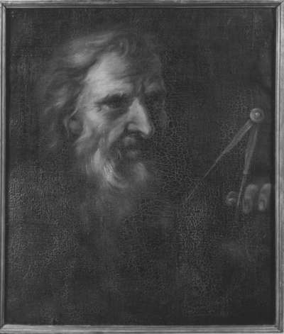 Kopf des Archimedes