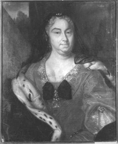 Bildnis einer älteren Fürstin
