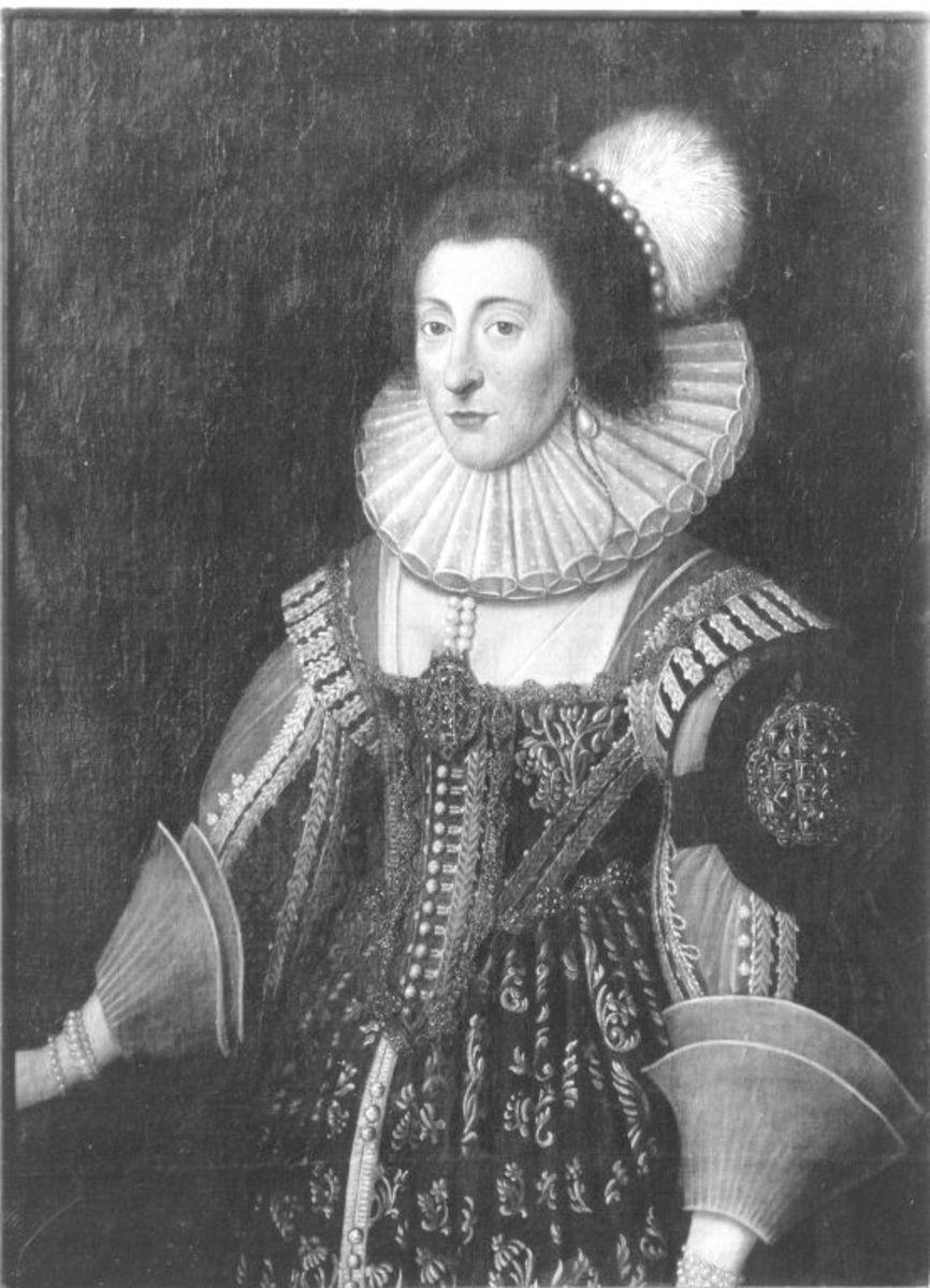 Bildnis der Elisabeth Stuart, Kurfürstin von der Pfalz (1596-1662)