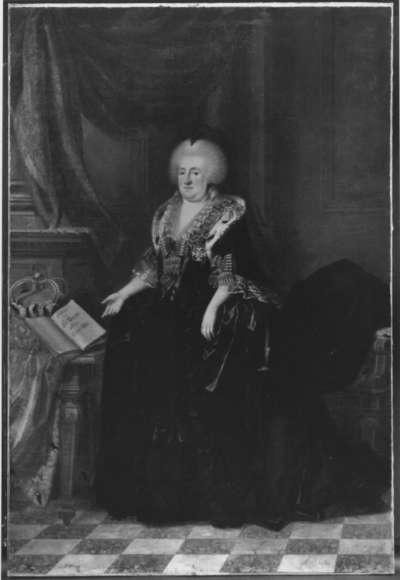 Kurfürstin Maria Anna, Gemahlin von Max III. Joseph von Bayern