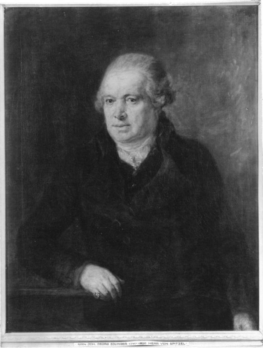 Christian Anton von Spitzel