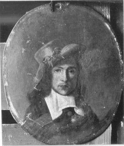 Bildnis eines Mannes im Alter von 20 Jahren