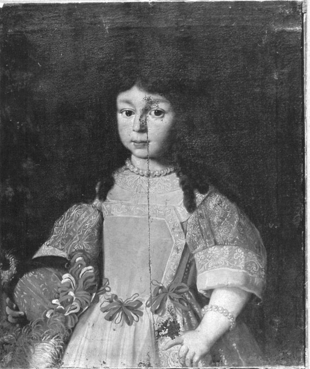 Kinderbildnis des Herzogs Franz II. von Modena