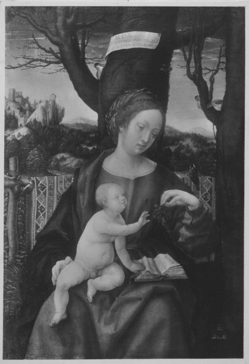Madonna mit dem Kinde