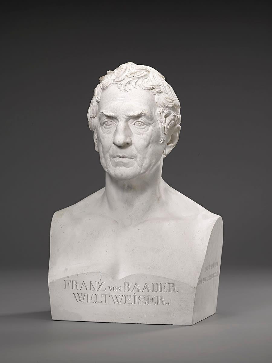 Der Arzt und Philosoph Franz von Baader (1765 - 1841)