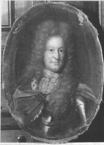 Bildnis eines unbekannten Fürsten