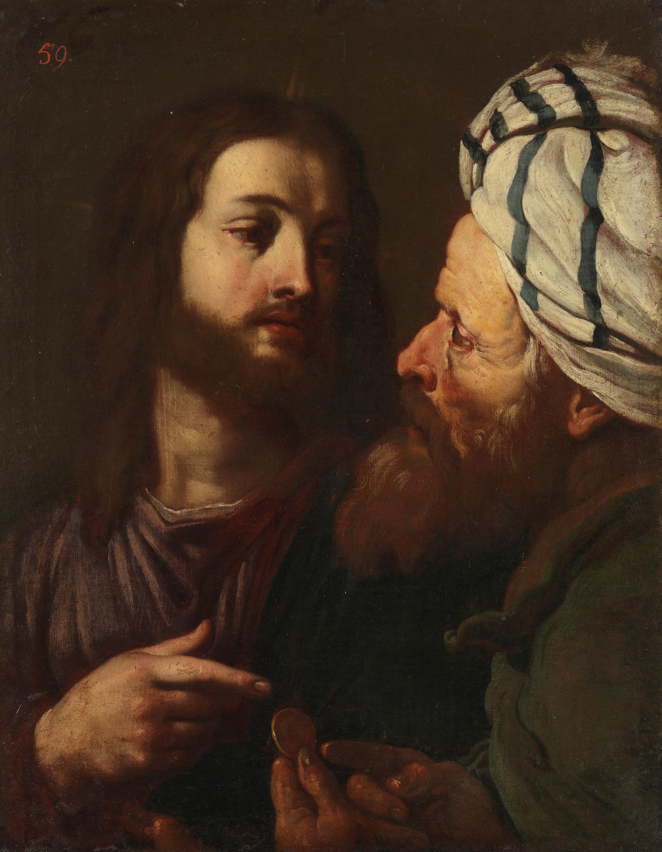 Christus und der Zinsgroschen