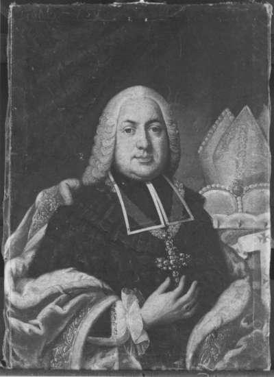 Bildnis eines Fürstbischofs (Seinsheim?)