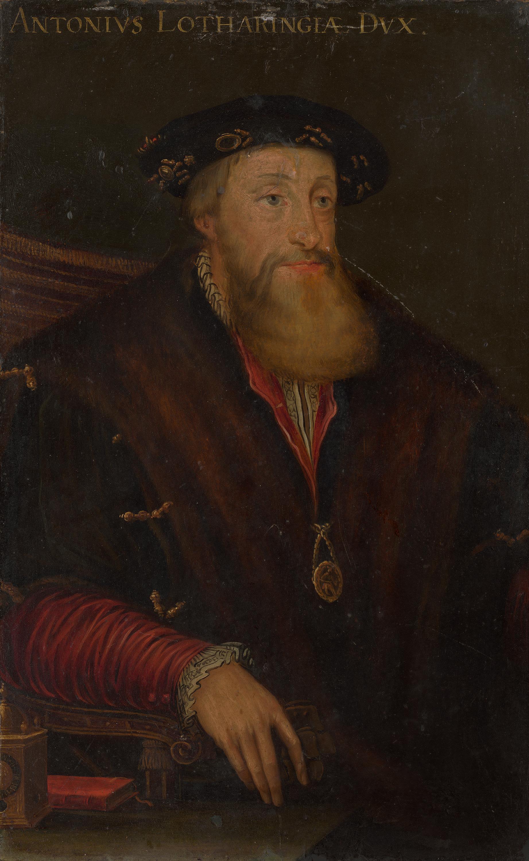 Herzog Anton der Gute von Lothringen
