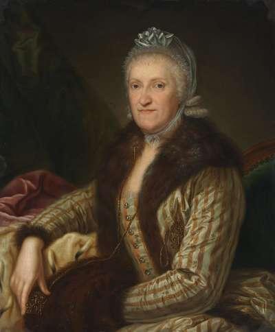 Luise Auguste von Weimar, Gemahlin Augusts
