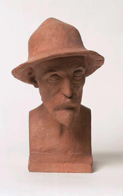 Der Maler Auguste Renoir