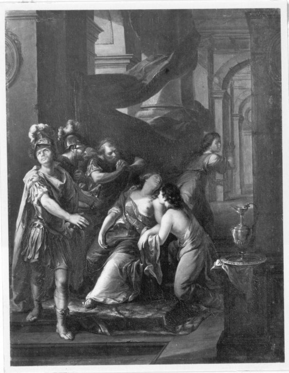 Selbstmord der Lucretia