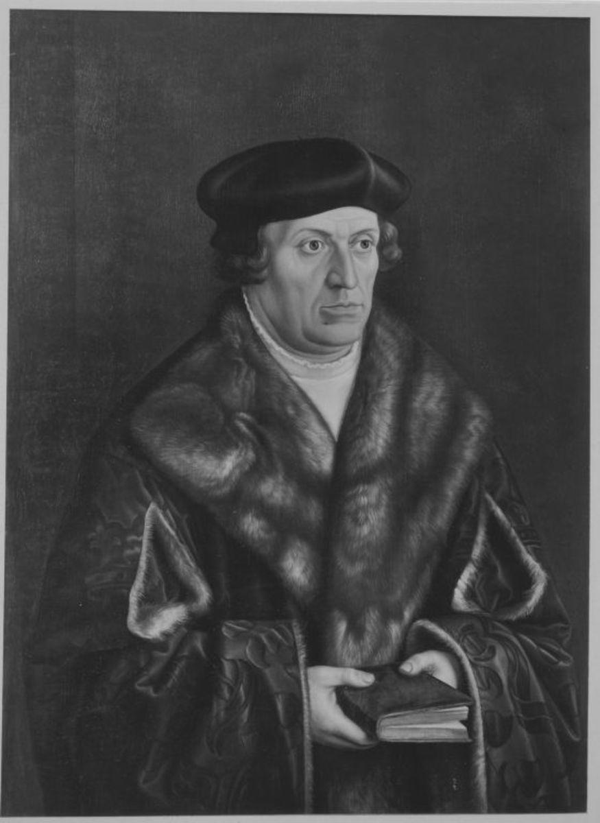 Pfalzgrafen Philipp, Bischof von Freising