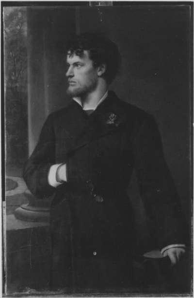 Der Maler Gustav Hellquist