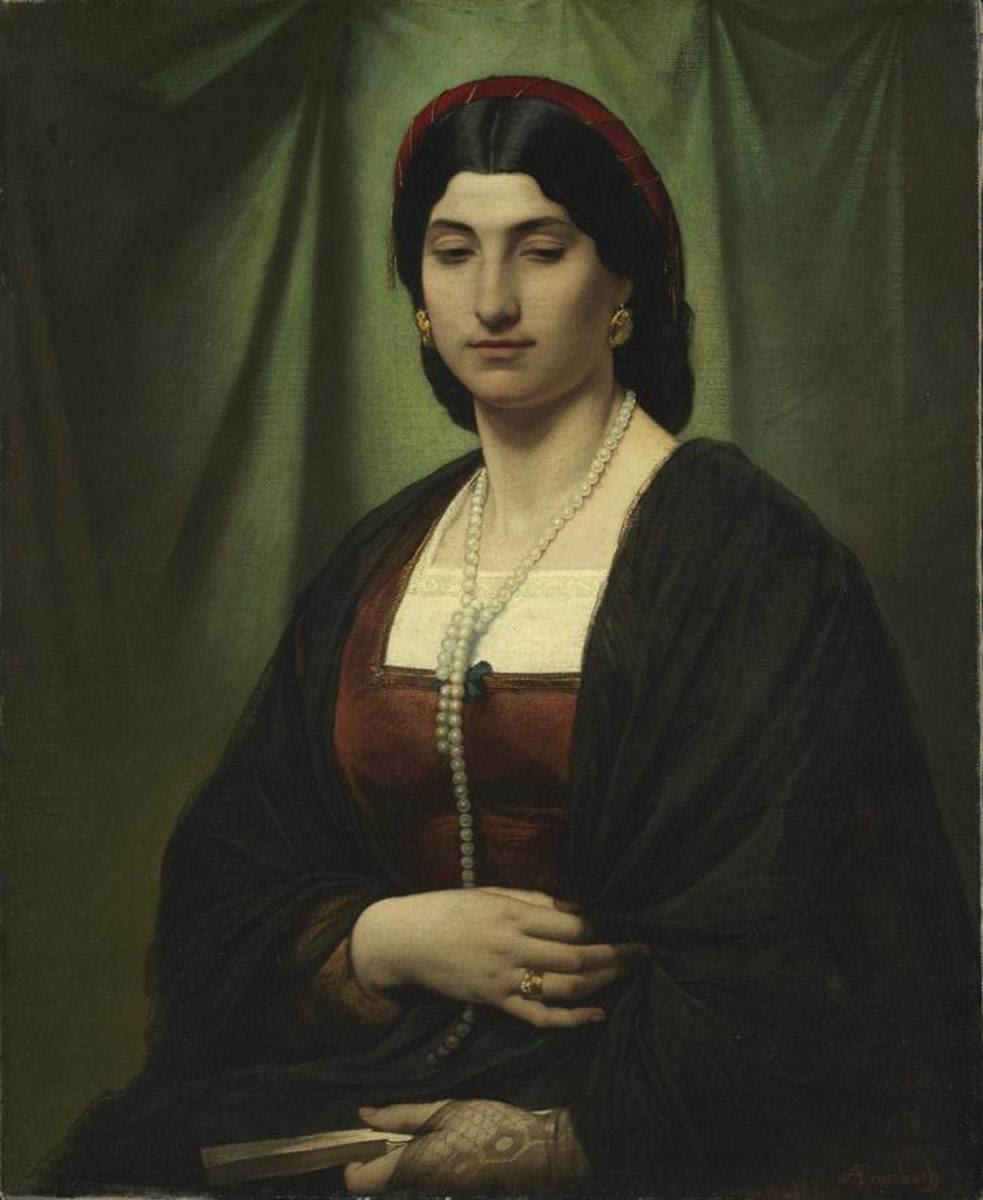 Bildnis einer Römerin (Nanna)
