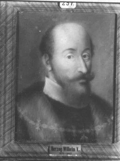 Herzog Wilhelm V. von Bayern