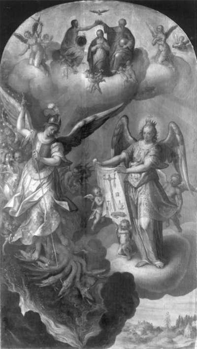 Allegorie des Glaubens
