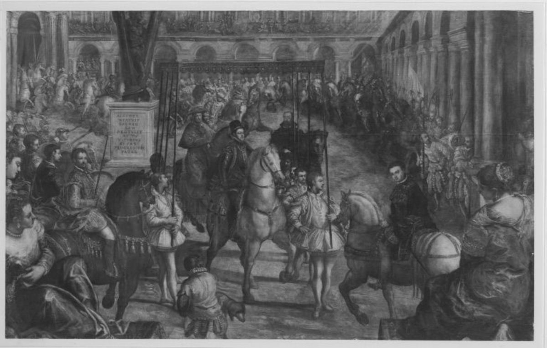 Der Gonzaga-Zyklus, Der Einzug des Infanten Philipp von Spanien in Mantua