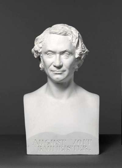 Der Architekt August von Voit (1801 - 1870)