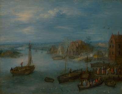 Hafenstädtchen