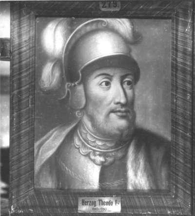 Herzog Theodo I. von Bayern