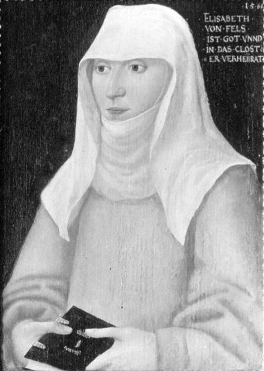 Bildnis Elisabeth von Fels