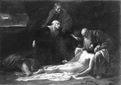 Grablegung Christi
