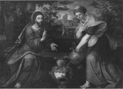 Samariterin am Brunnen