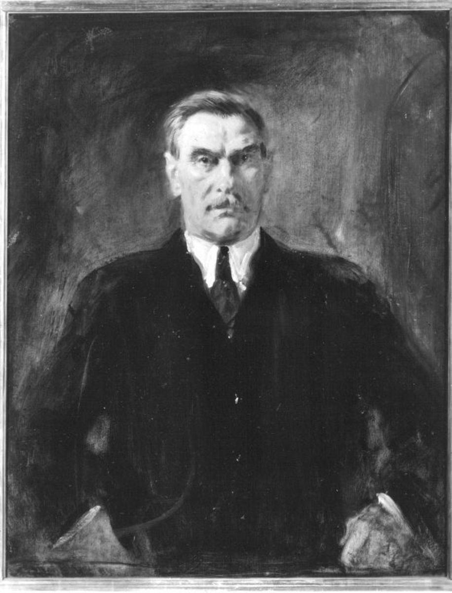 Der Bildhauer Joseph Wackerle