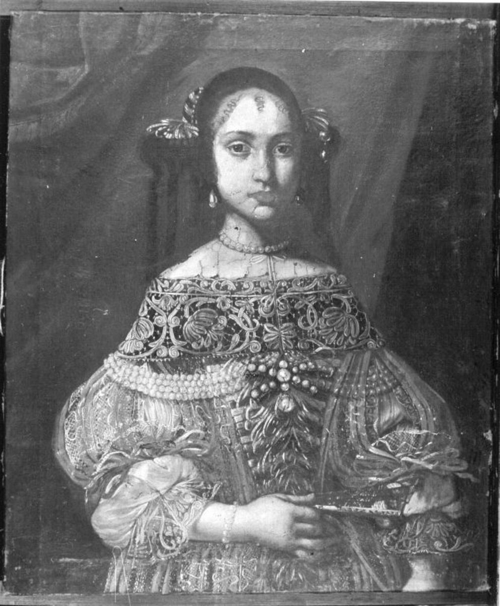 Kinderbildnis der Prinzessin Anna Isabella von Este