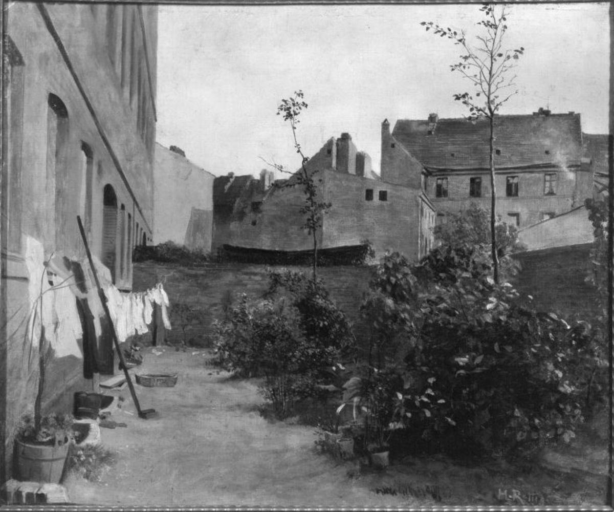 Vorstadthof