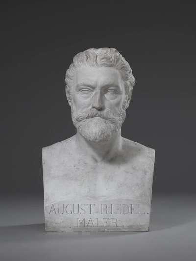 Der Genre- und Historienmaler August Riedel (1799 - 1883)