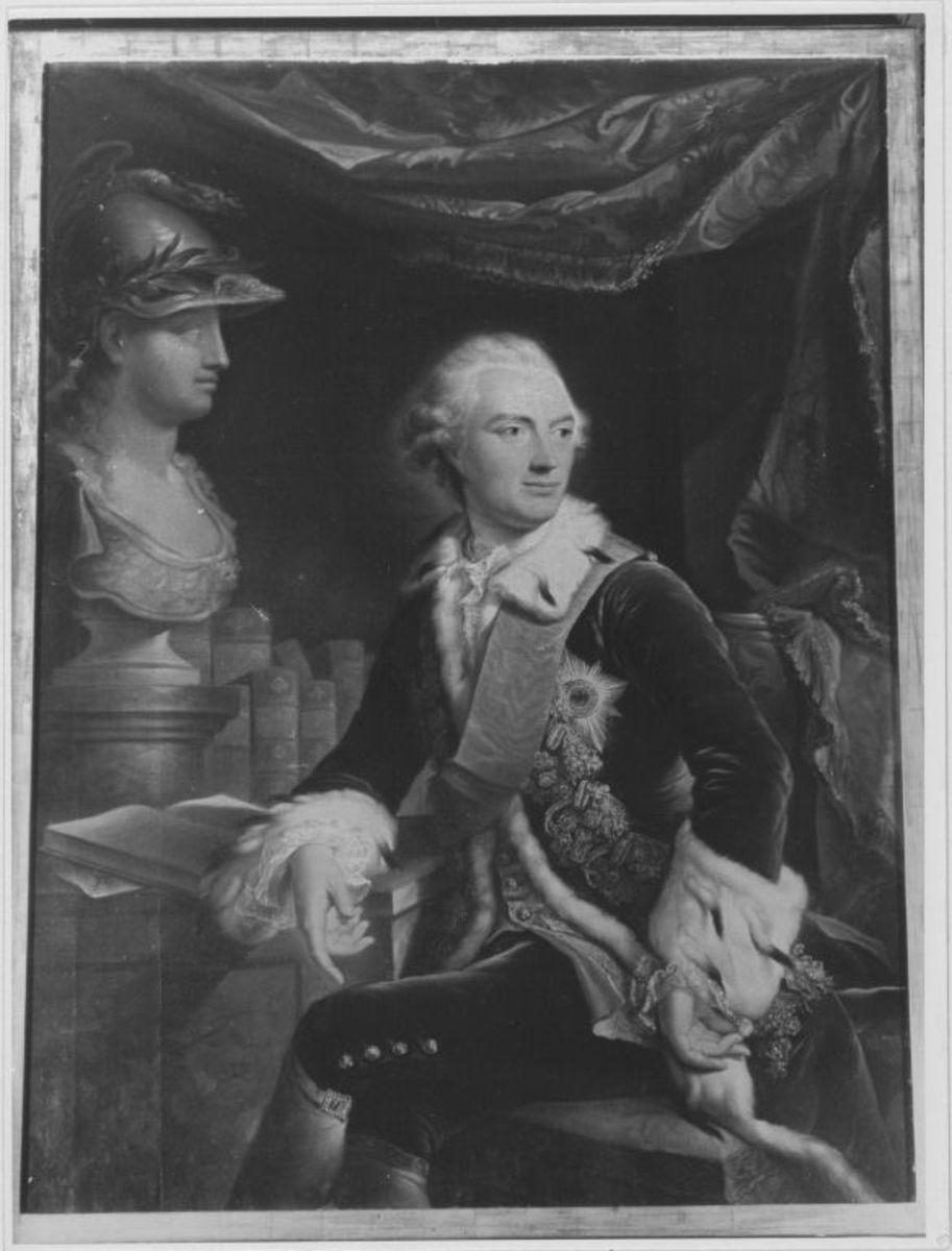 Markgraf Christian Friedrich Carl Alexander von Ansbach und Bayreuth (1736-1806)