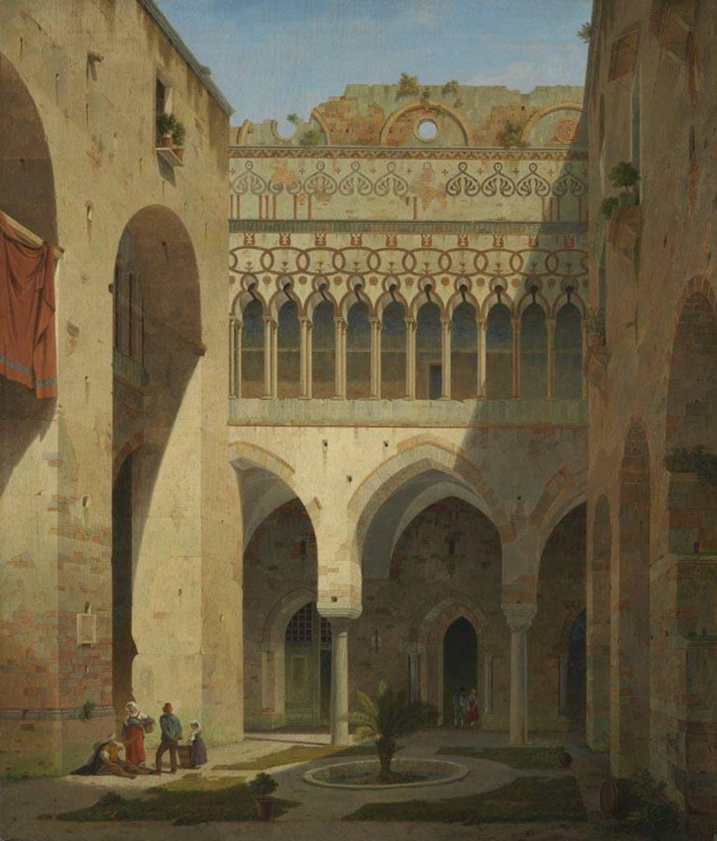 Der Palazzo Rufolo in Ravello
