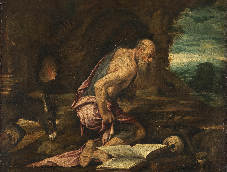 Der büßende hl. Hieronymus