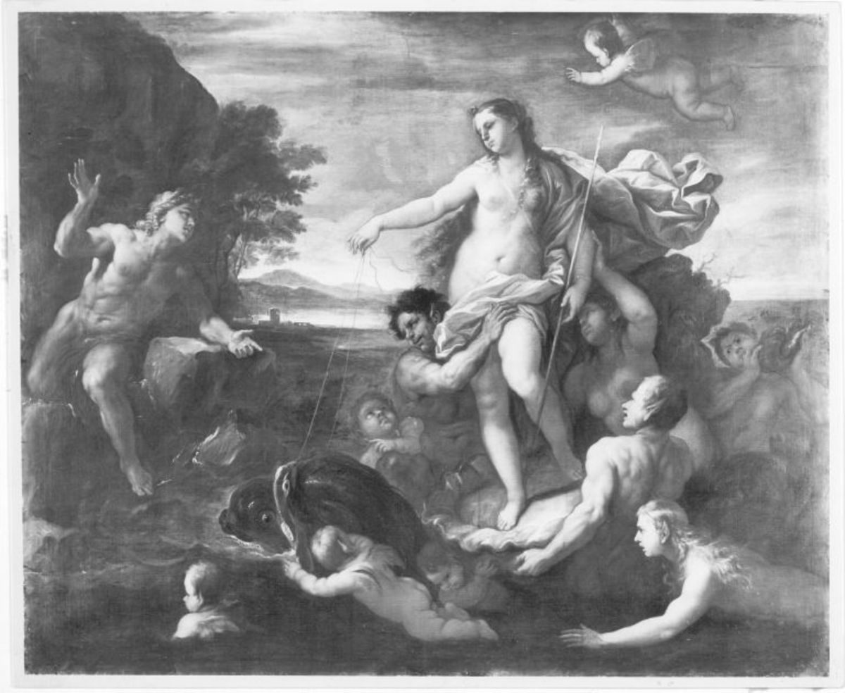 Galathea besucht Acis