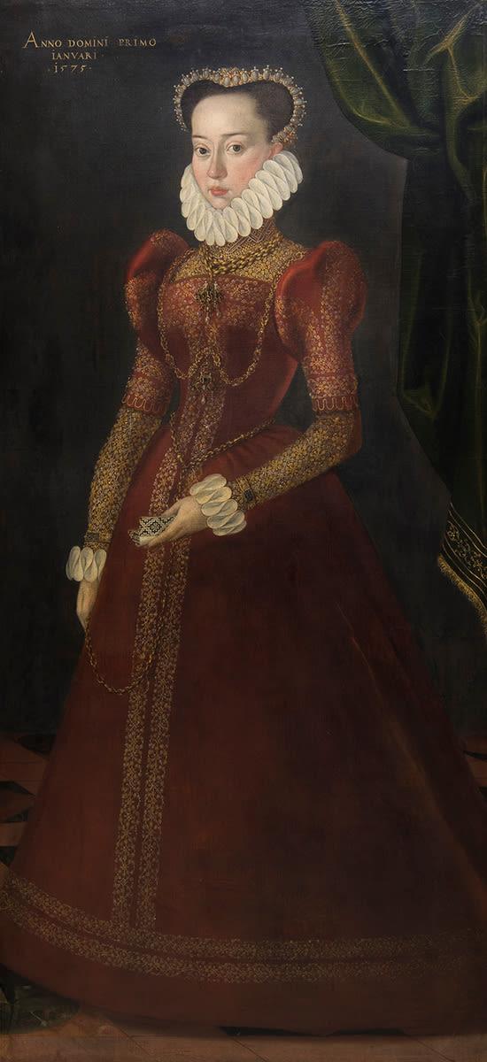 Anna, Tochter des Pfalzgrafen Wolfgang von Zweibrücken-Veldenz